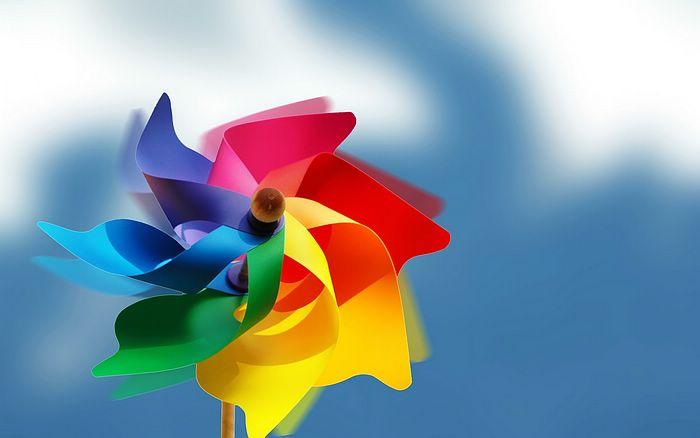 the pinwheel of god s creation femmefuel