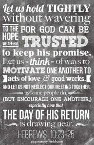 July 19 FF Hebrews